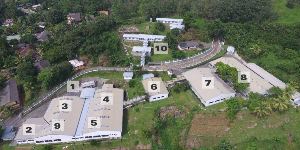 A&R Textil Standort in Sri Lanka