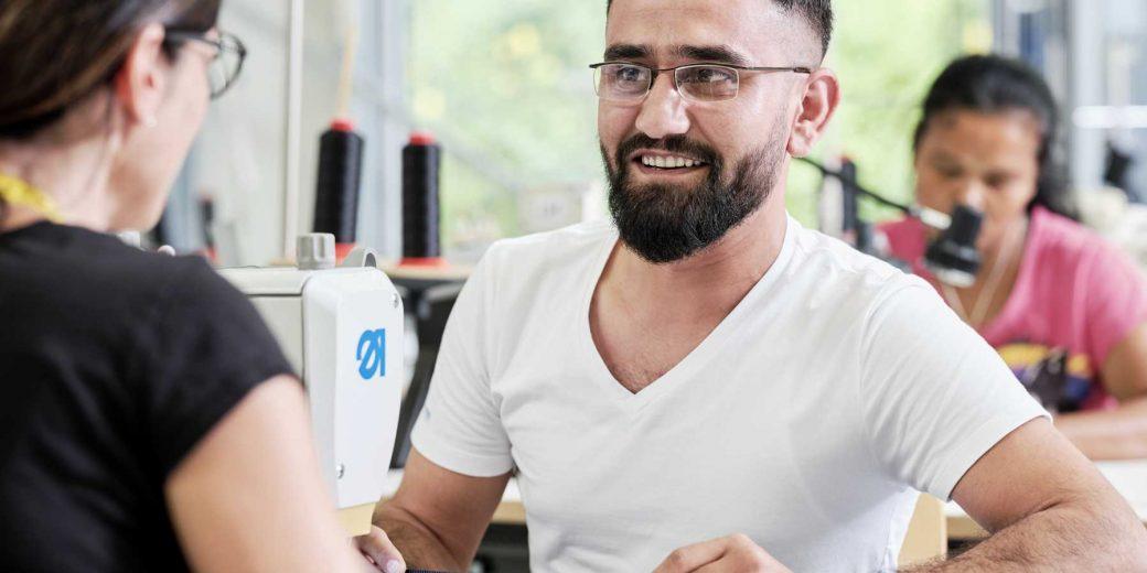 A&R Mitarbeiterinterview Husam Alhamk
